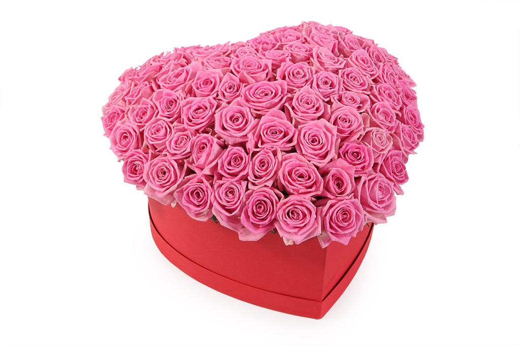 картинка букет роз в коробочке мастики красного